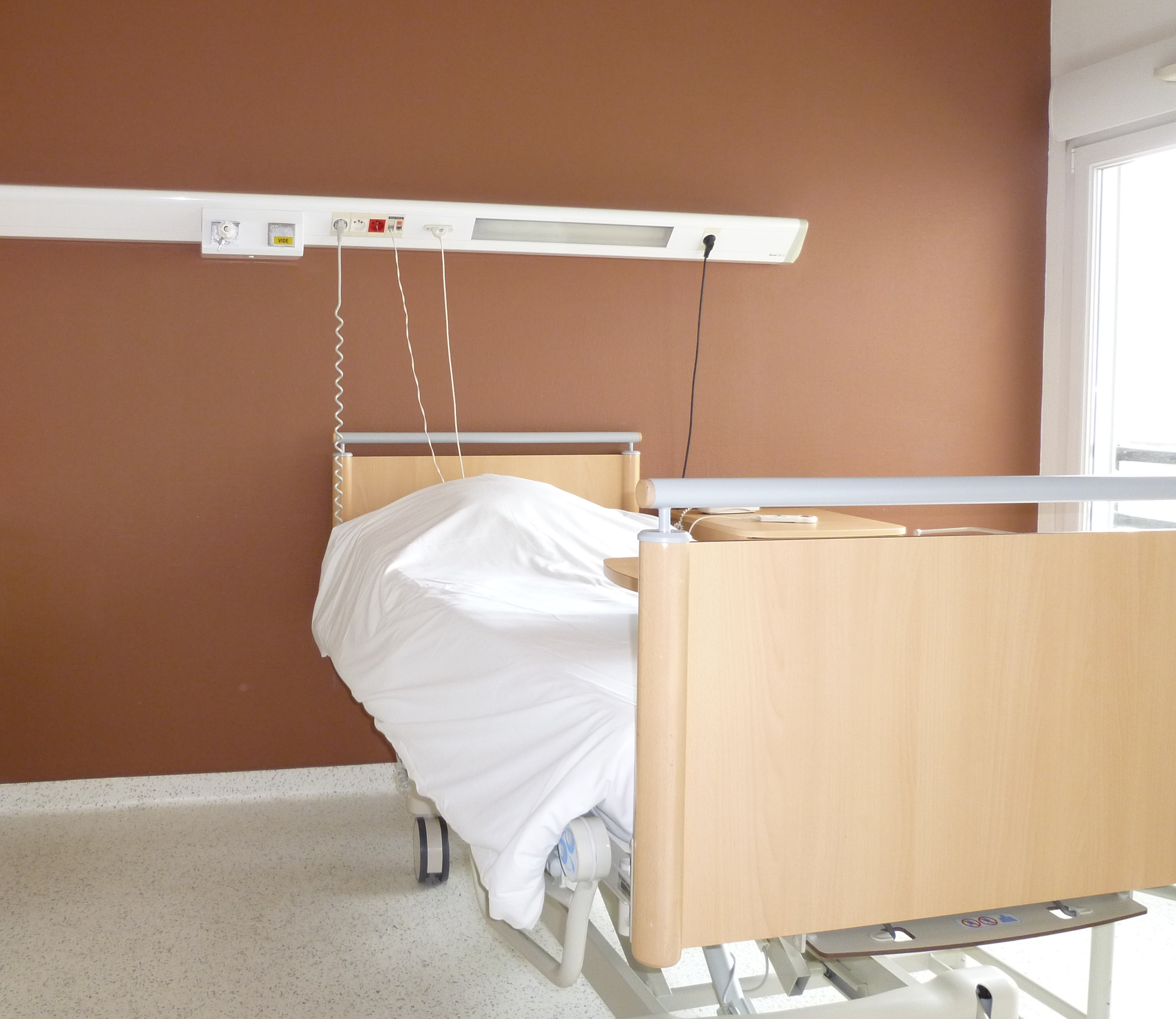 Les Chambres Individuelles De Lu0027Hôpital Privé De La Loire